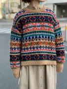 Hand Knitted P/O Colors United コムアーチ